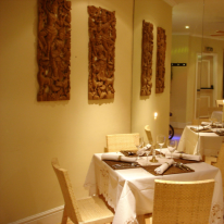 Nottingham Thai restaurants