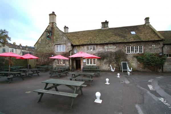 George Inn, Bath - Chef & Brewer