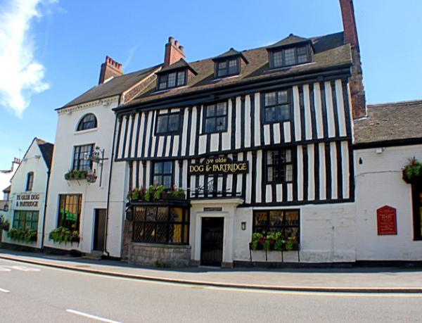 Dog & Partridge, Burton -on -Trent - Chef & Brewer
