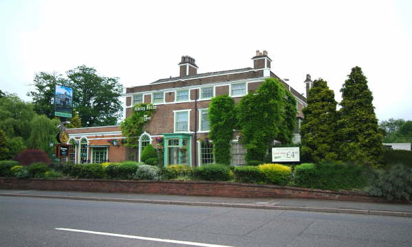 Himley House, Dudley - Chef & Brewer