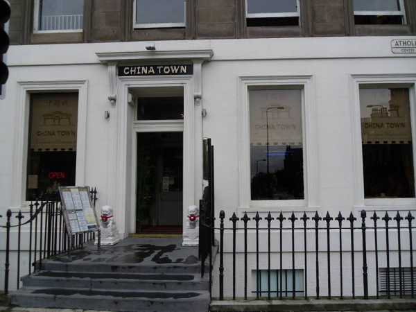 china town restaurant cantonese in edinburgh midlothian the gourmet society diners card. Black Bedroom Furniture Sets. Home Design Ideas