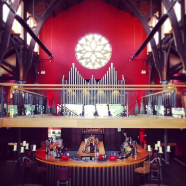 The Church Chester - Bar Restaurant & Venue