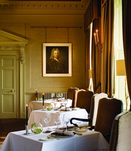Wetherby West Yorkshire Wood Hall Hotel Spa The Georgian Restaurant British In Wetherby