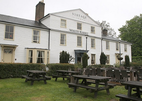 The White Rabbit, Maidstone - Vintage Inns