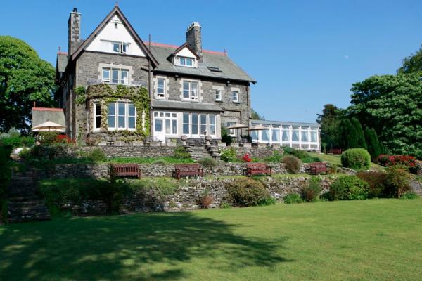 Cumbria - Sawrey House Hotel