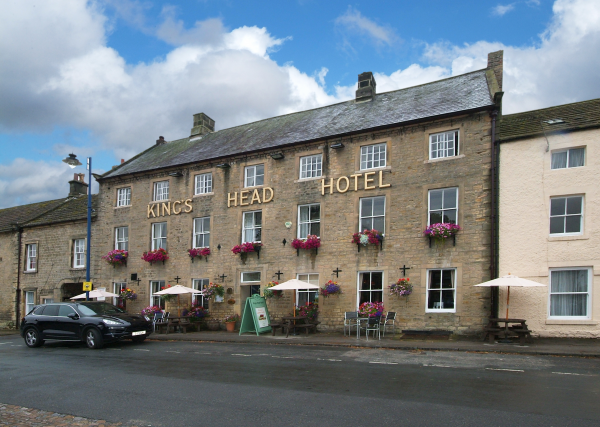 Kings Head, Ripon - Chef & Brewer