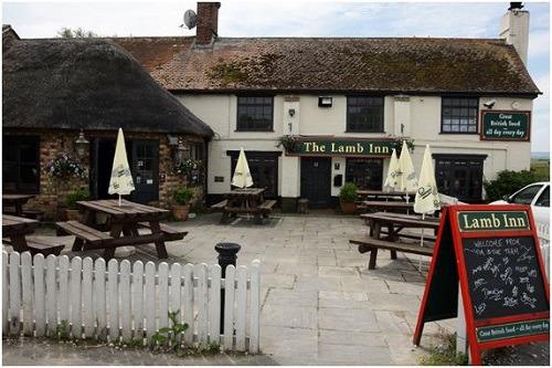 The Lamb Inn, Pevensey Marsh - Vintage Inns