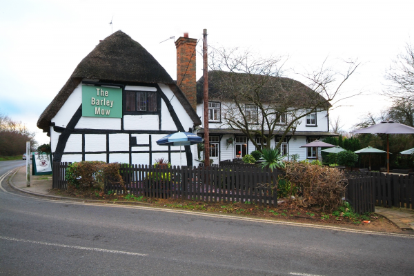 Barley Mow, Abingdon - Chef & Brewer