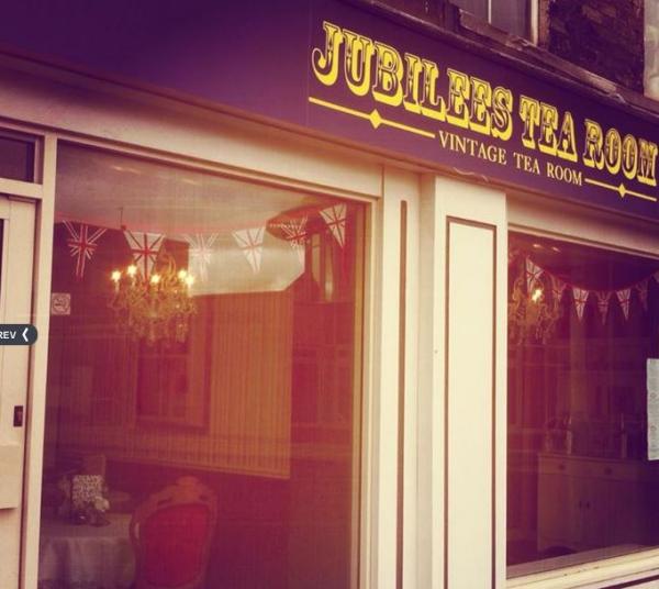 Jubilee's Vintage Tea Rooms - Hull
