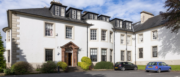 Dumfries And Galloway - Hetland Hall Hotel