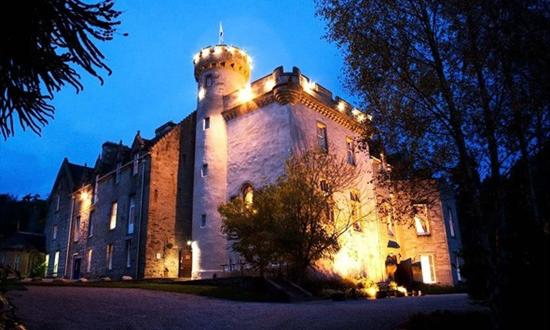 Ross-shire - Tulloch Castle