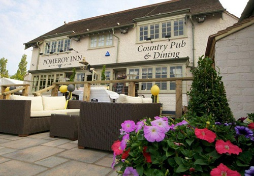 The Pomeroy Inn, Little Chalfont - Vintage Inns