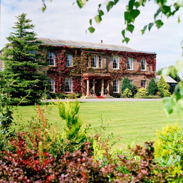 Cumbria - Greenhill Hotel