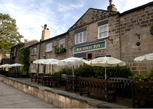 The Roundhay Fox, Leeds - Vintage Inns