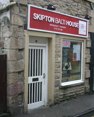 Skipton Balti House Indian In Skipton North Yorkshire The