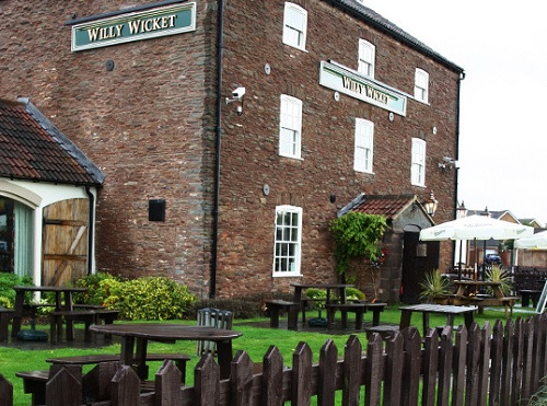 The Willy Wicket, Downend - Vintage Inns