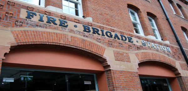 Bistro @ The Brigade, The Fire Station