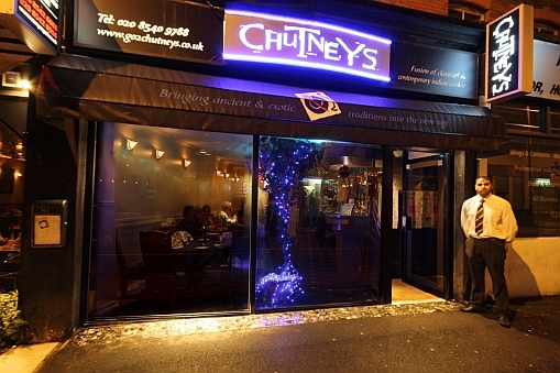 South Indian Restaurants In Wimbledon