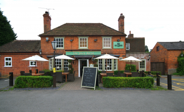 Shire Horse, Maidenhead - Chef & Brewer