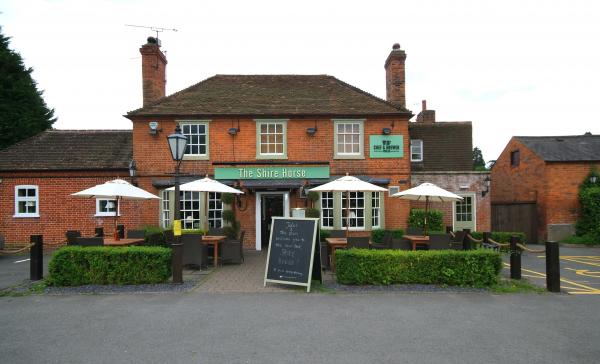 Shire Horse, Maidenhead - Chef & Brewer