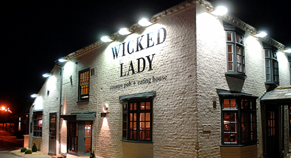 Wicked Lady St Albans Country Pub Collection Modern